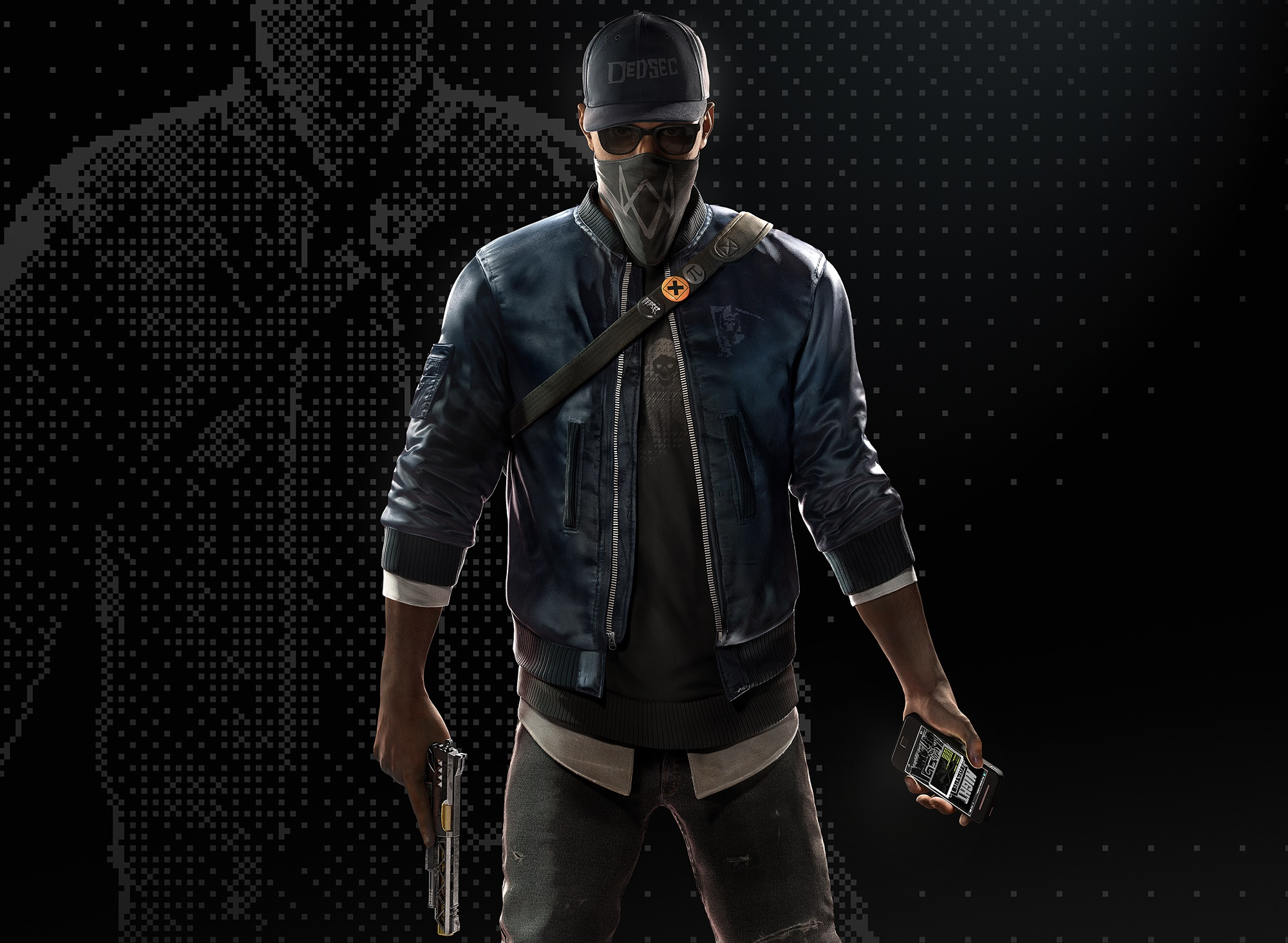 Diablo Hd Wallpaper Watch Dogs 2 Wallpapers Pictures Images