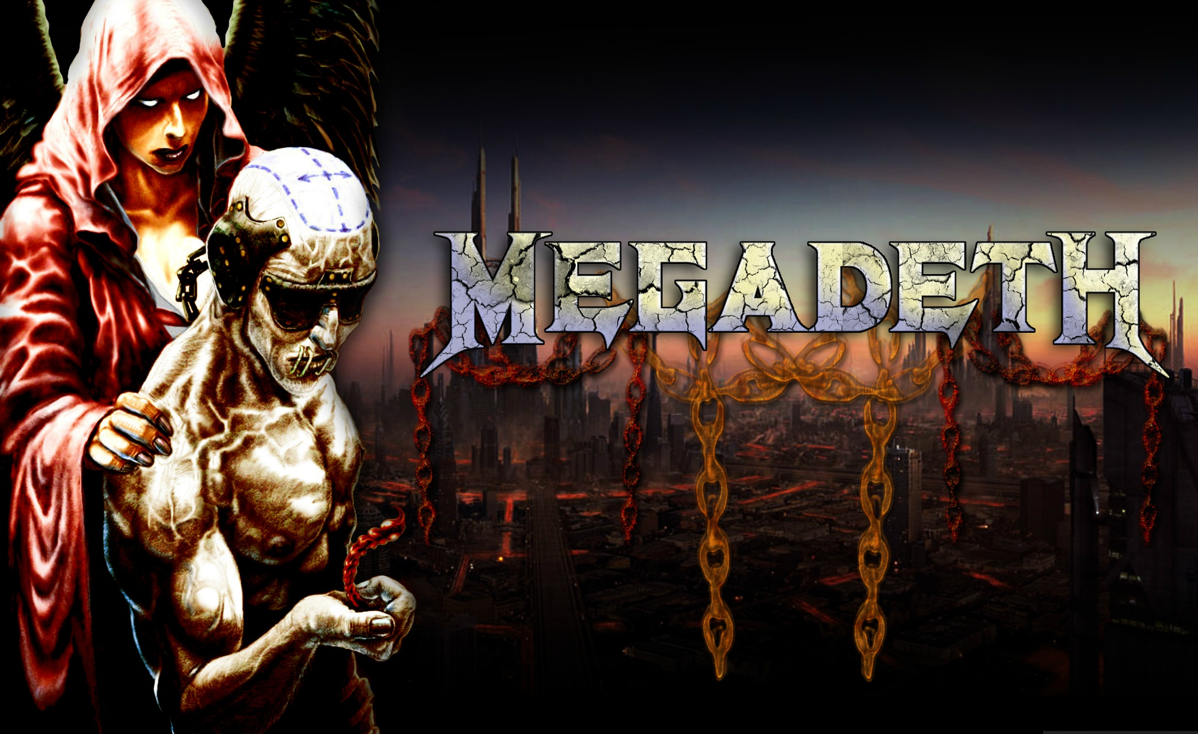 Bullet For My Valentine Wallpaper Hd Megadeth Wallpapers Pictures Images