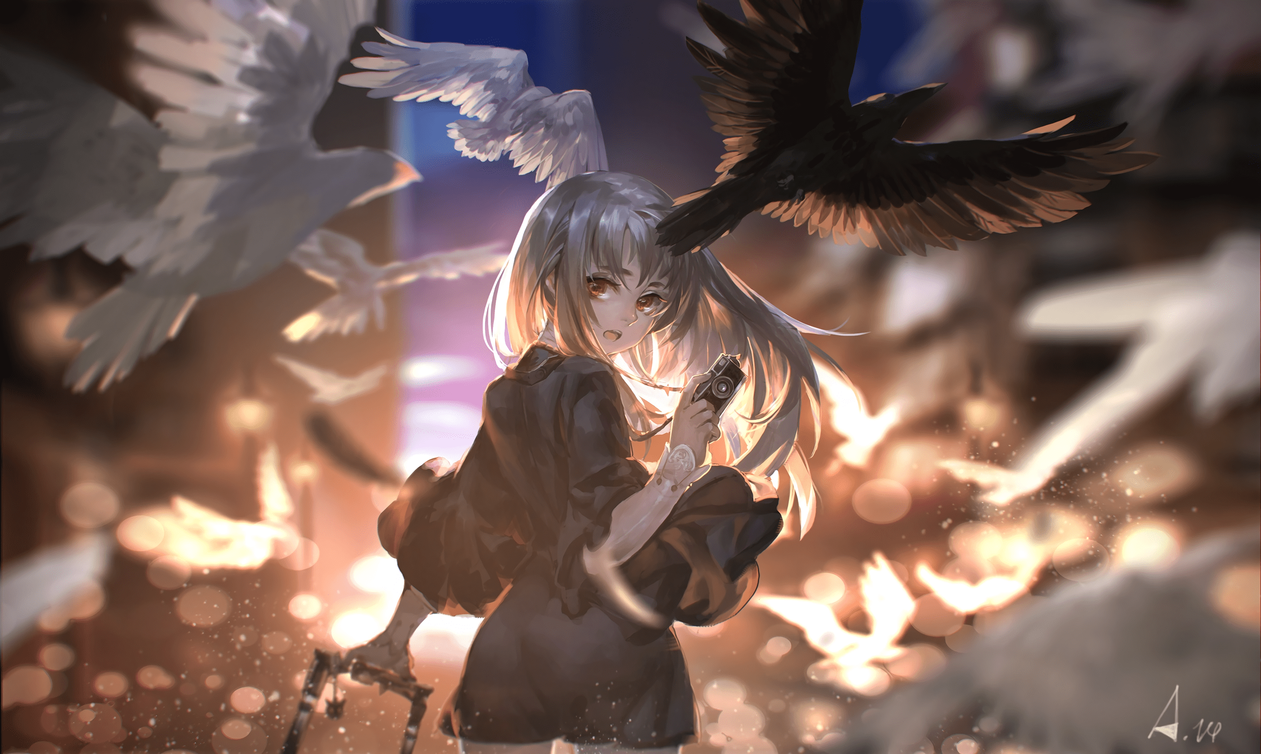 Dream Girl Wallpaper Hd Pixiv Fantasia Fallen Kings Wallpapers Pictures Images