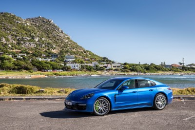 Porsche Panamera Wallpapers, Pictures, Images