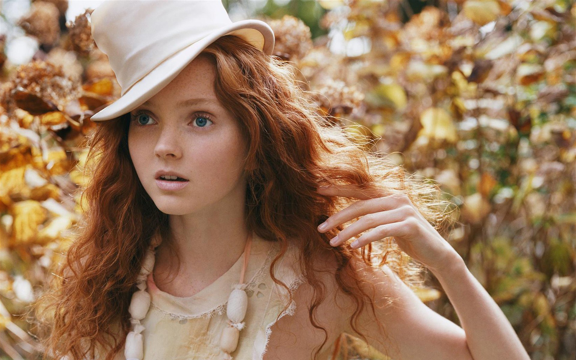 Final Fantasy Girl Hd Wallpaper Lily Cole Wallpapers Pictures Images