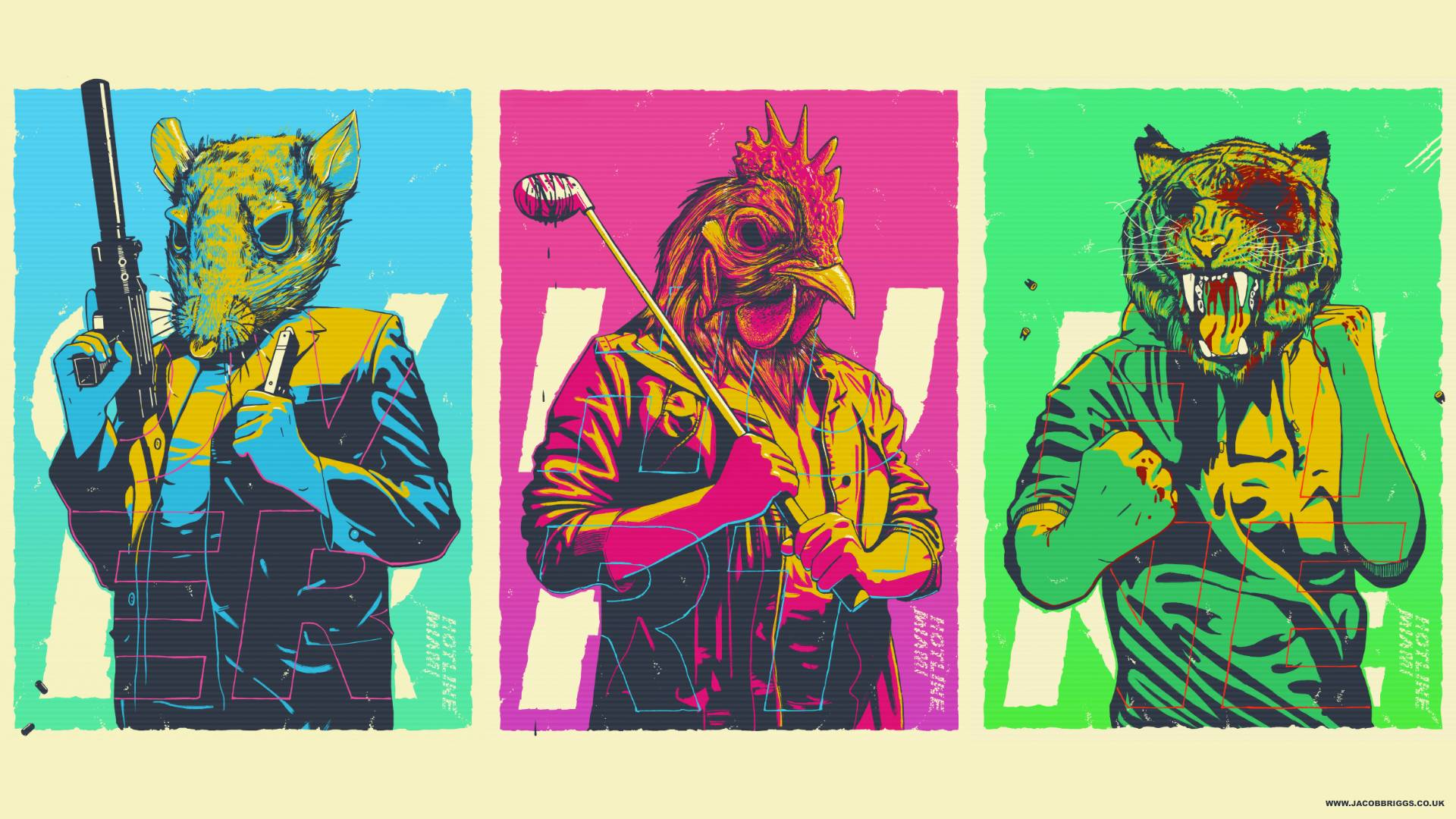 Cool Iphone Wallpaper Ideas Hotline Miami Wallpapers Pictures Images