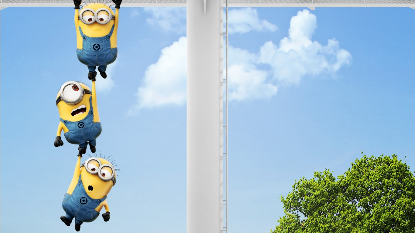 3d Superhero Wallpaper For Android 2013 Despicable Me 2 Minions Wallpapers Hd Wallpapers