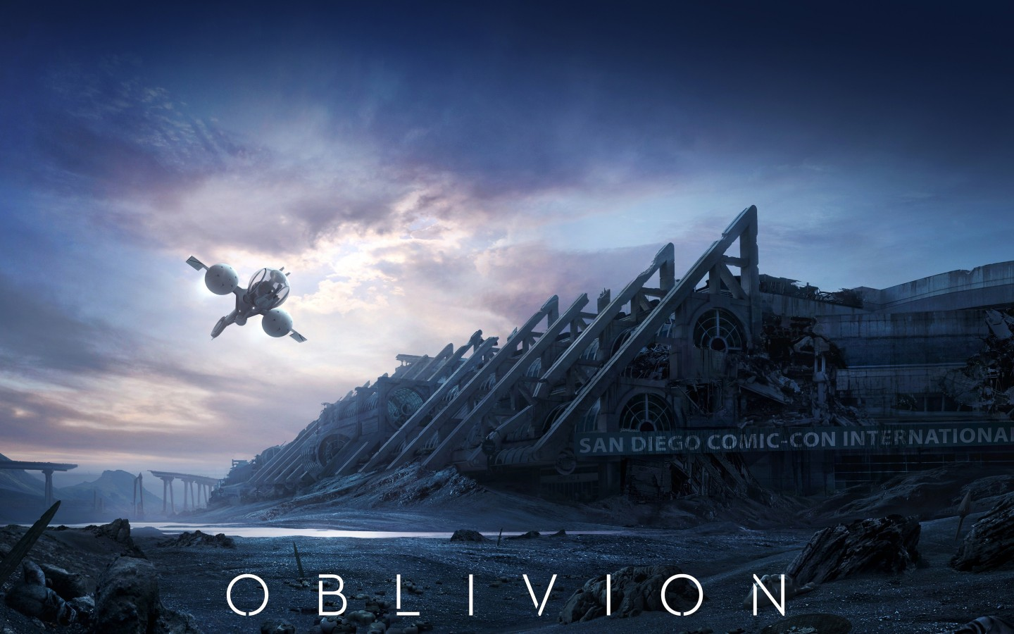 Wallpaper Cars Movie 2013 Oblivion Wallpapers Hd Wallpapers Id 12711