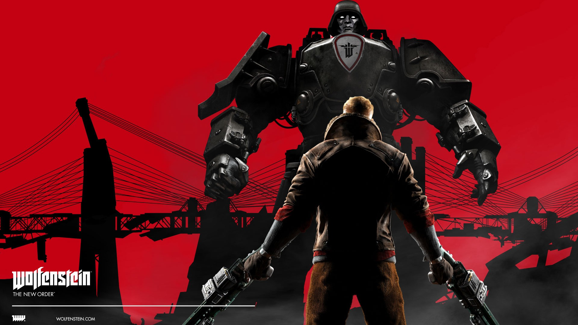 Red Star 3d Wallpaper 2014 Wolfenstein The New Order Wallpapers Hd Wallpapers