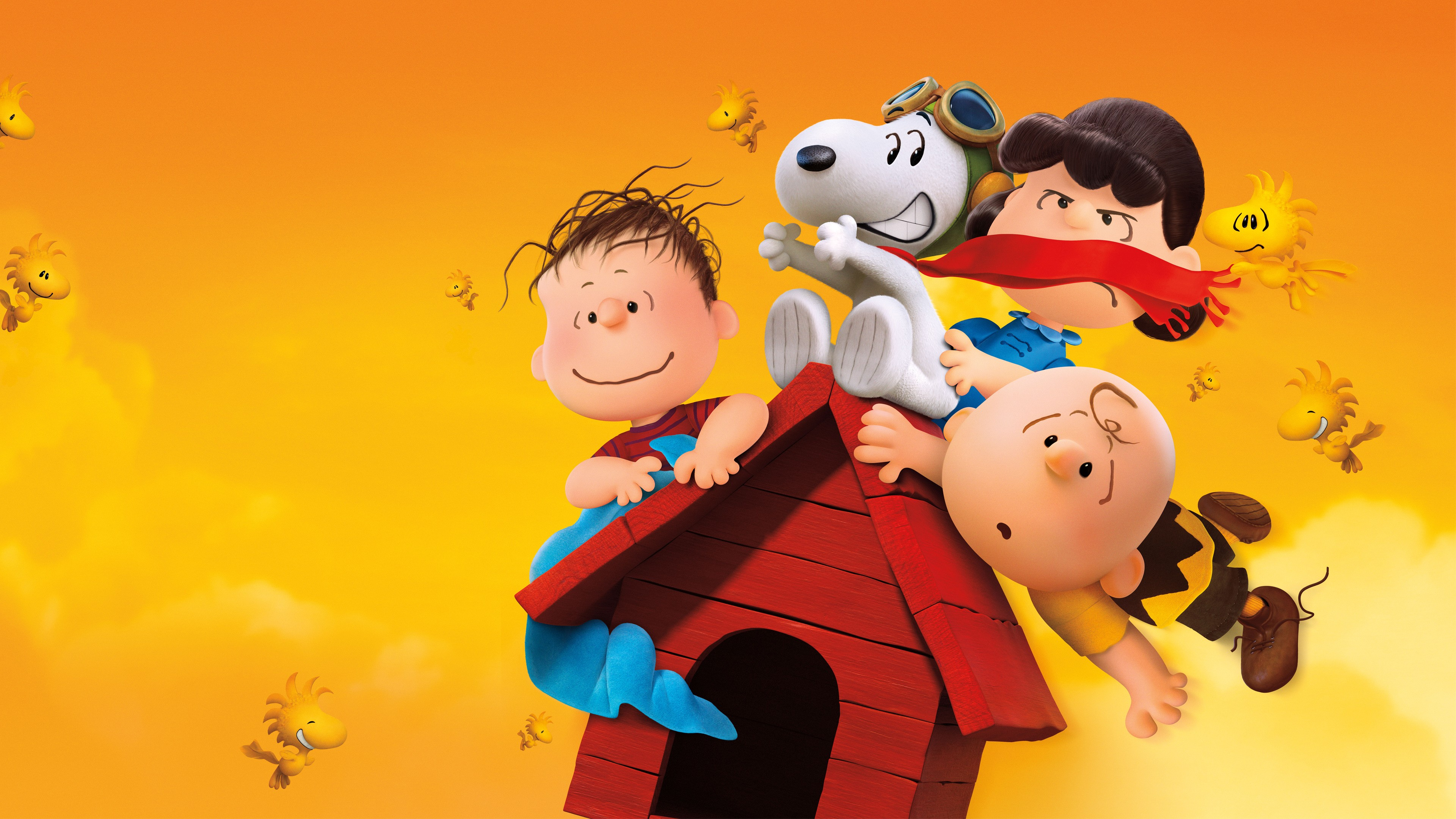 Caribbean Iphone Wallpaper 2015 The Peanuts Movie Wallpapers Hd Wallpapers Id 16344
