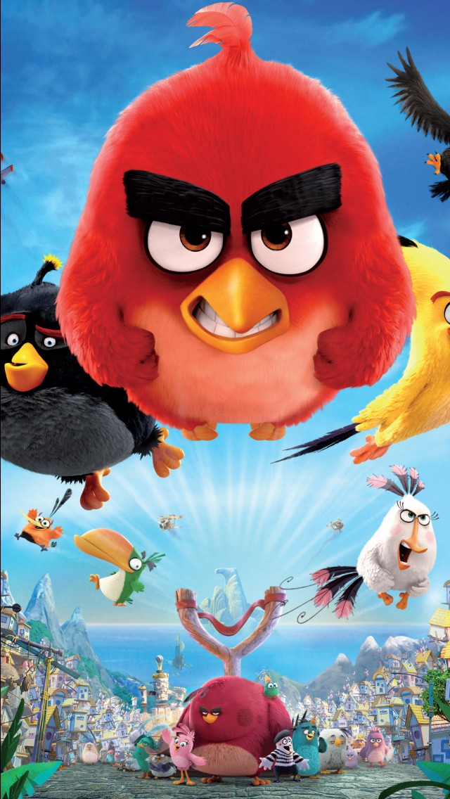Hd Wallpapers For Windows 7 Download 2016 Angry Birds Movie Wallpapers Hd Wallpapers Id 17946