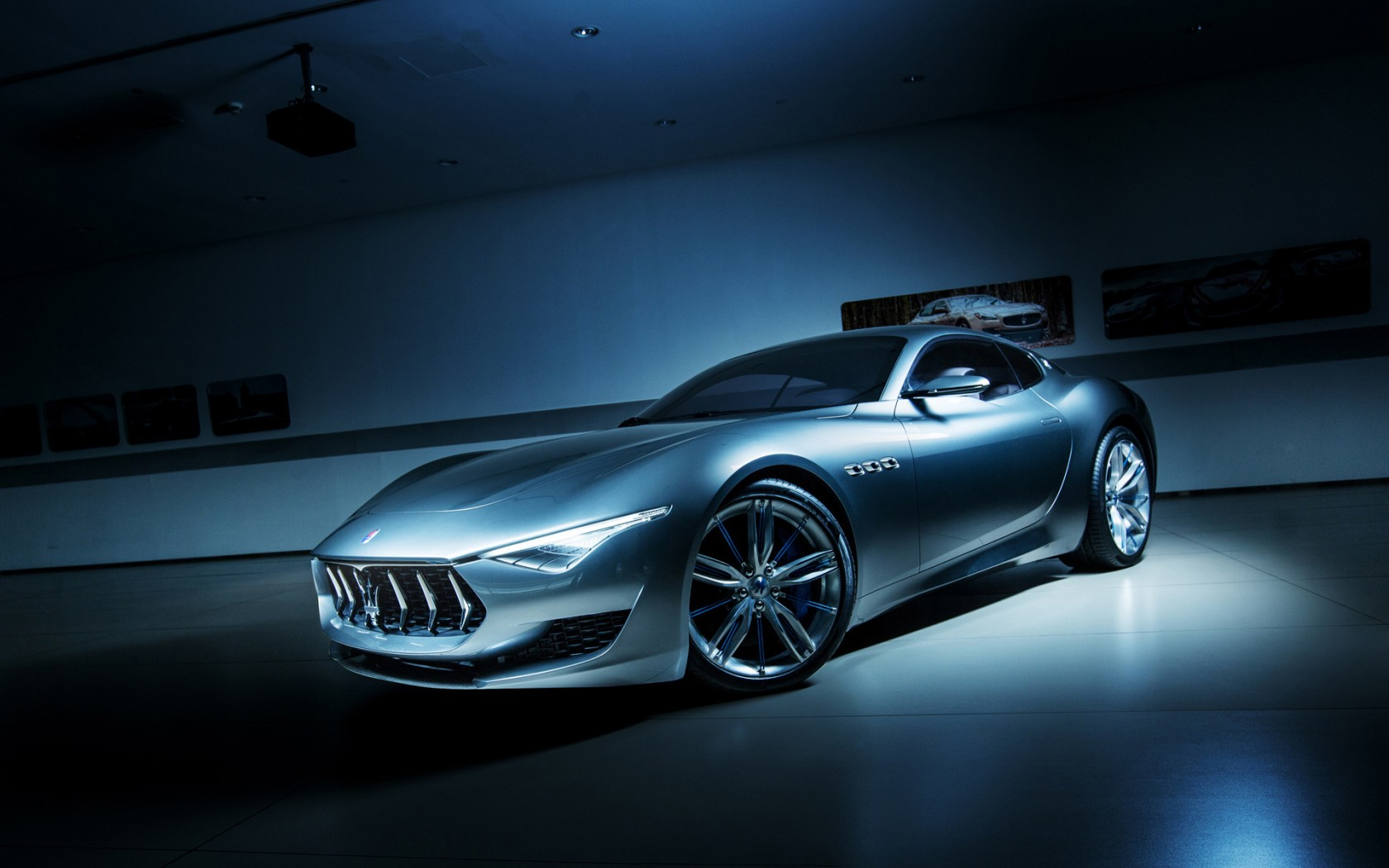 Bmw Full Hd Wallpaper 2016 Maserati Alfieri Wallpapers Hd Wallpapers Id 16462