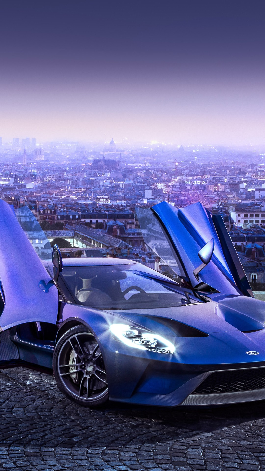 Sports Cars Phone Wallpapers 2017 Ford Gt 5k Wallpapers Hd Wallpapers Id 19408