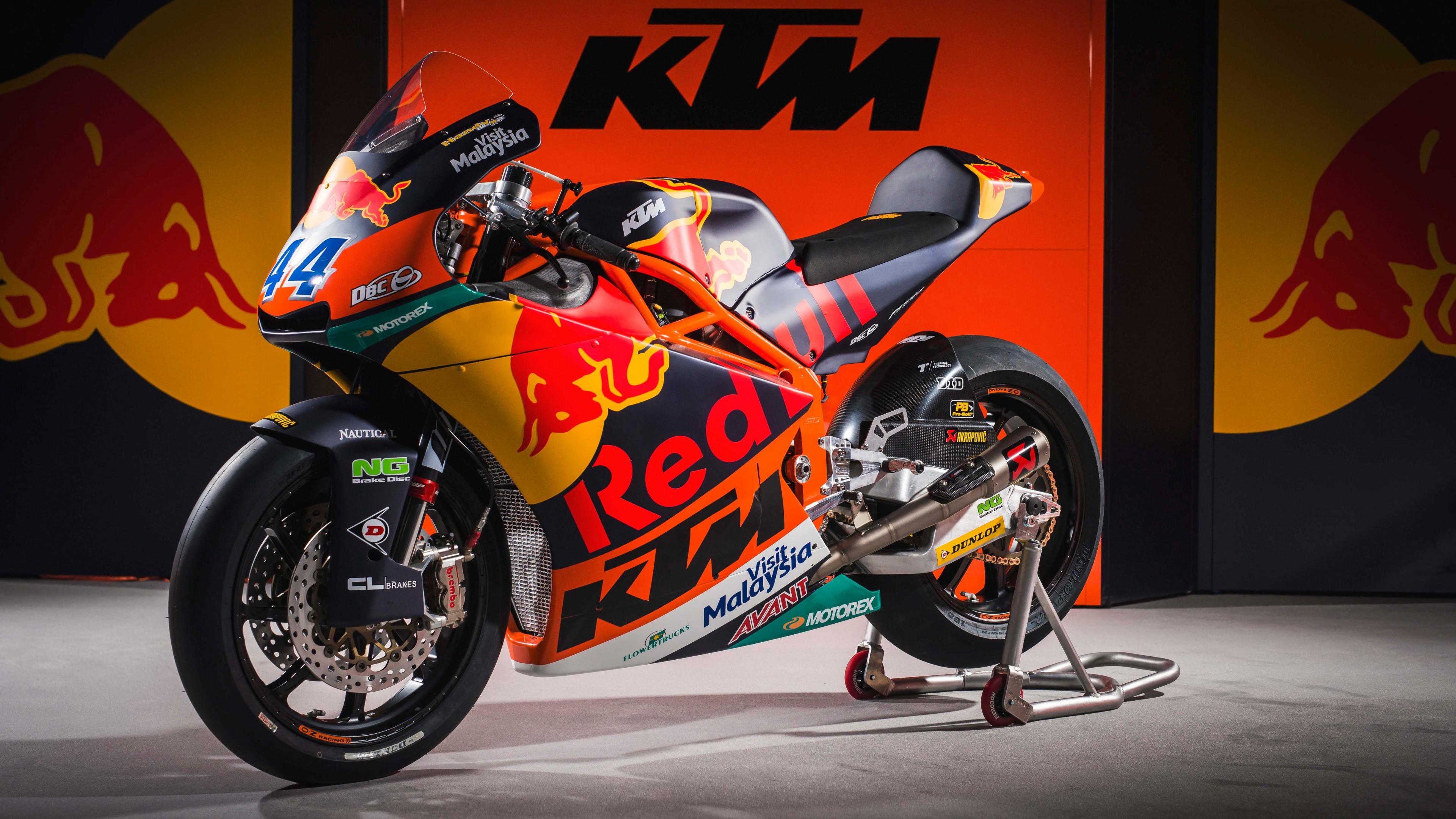 Wallpaper Hd Ducati 2017 Ktm Moto2 Motogp Race Bike 4k Wallpapers Hd