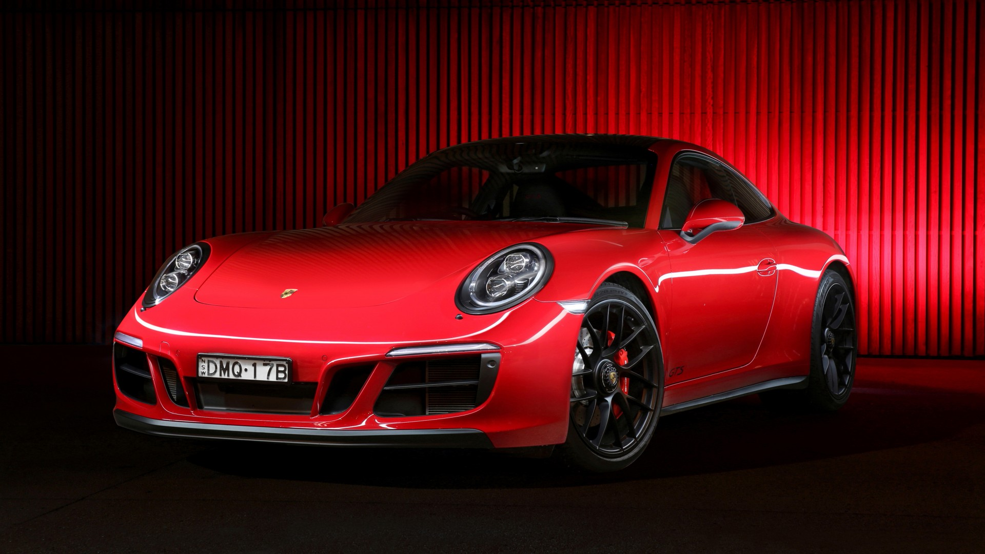 3d Wallpaper For Ipad 2017 Porsche 911 Carrera 4 Gts Coupe 4k Wallpapers Hd
