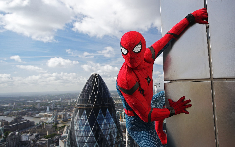 Iphone 6 Plus Retina Wallpaper 2017 Spider Man Homecoming Hd 4k Wallpapers Hd