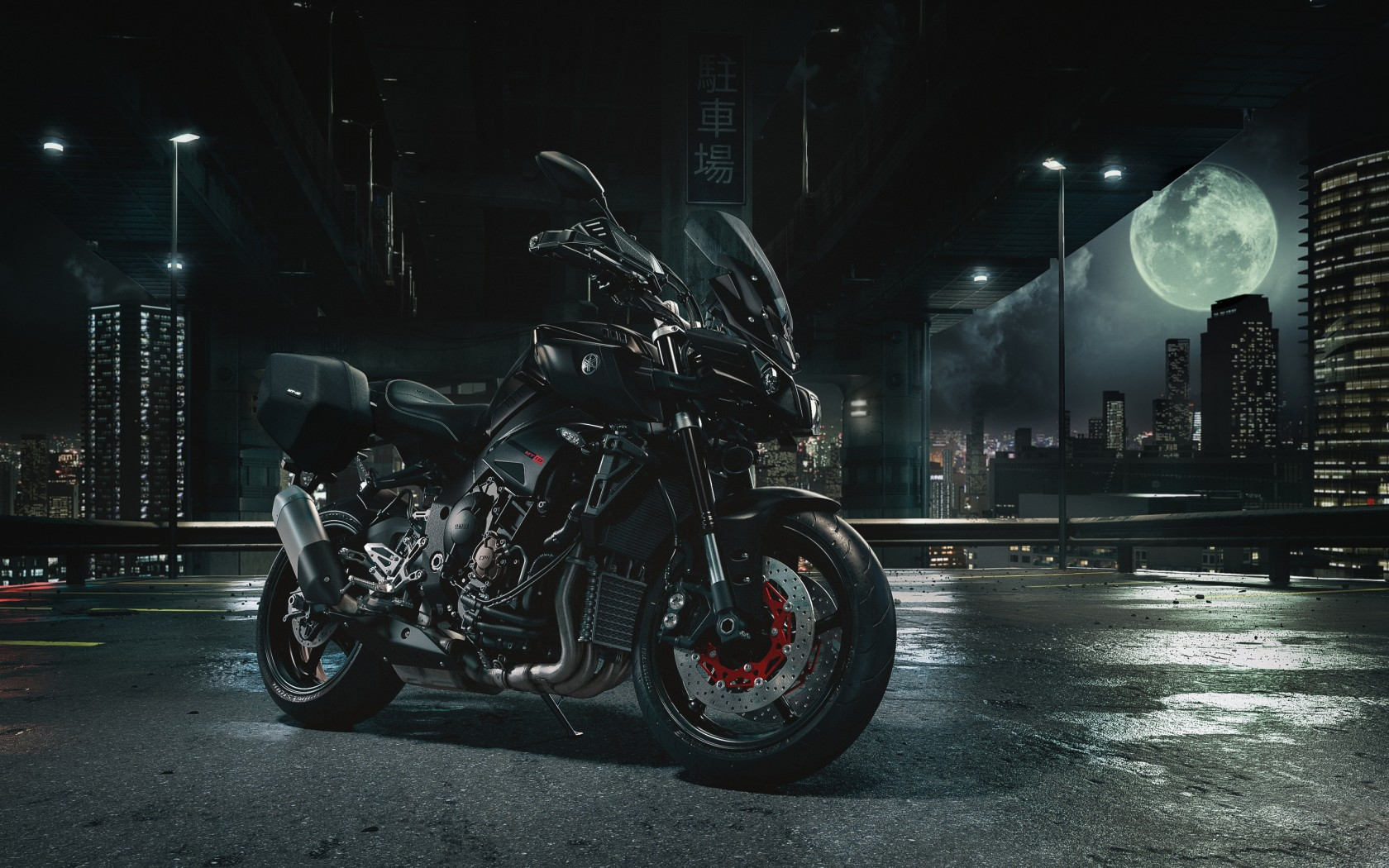 Stunt Wallpaper Hd 2017 Yamaha Mt 10 4k Wallpapers Hd Wallpapers Id 20248