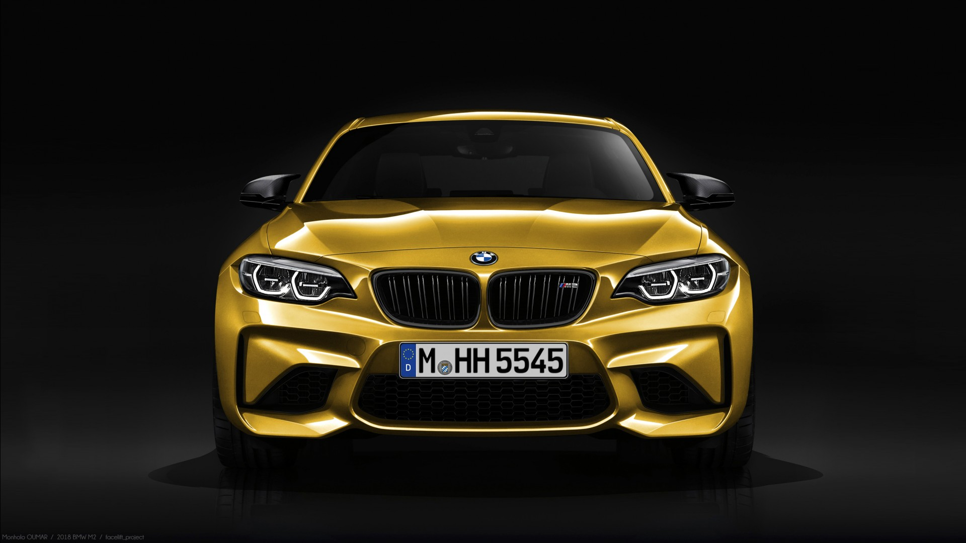 Bmw 5 Series Wallpaper Iphone 2018 Bmw M2 Facelift Wallpapers Hd Wallpapers Id 20912