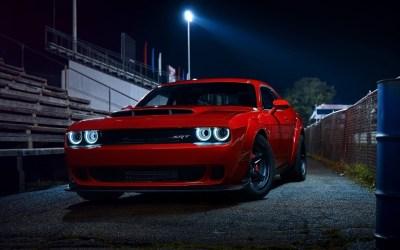 2018 Dodge Challenger SRT Demon HD Wallpapers | HD Wallpapers | ID #20681