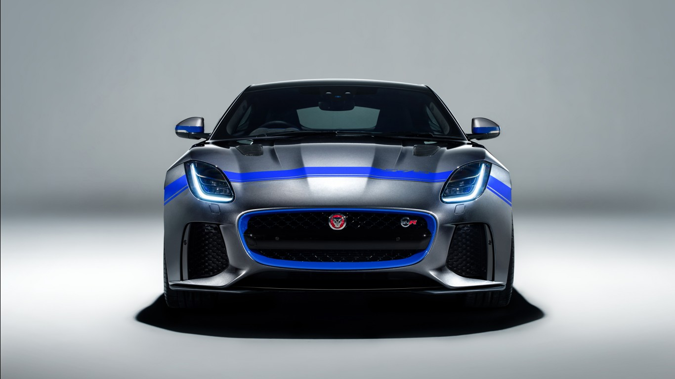 Ultra Hd Wallpapers 8k Cars Pack 2018 Jaguar F Type Svr Graphic Pack Coupe Wallpapers Hd