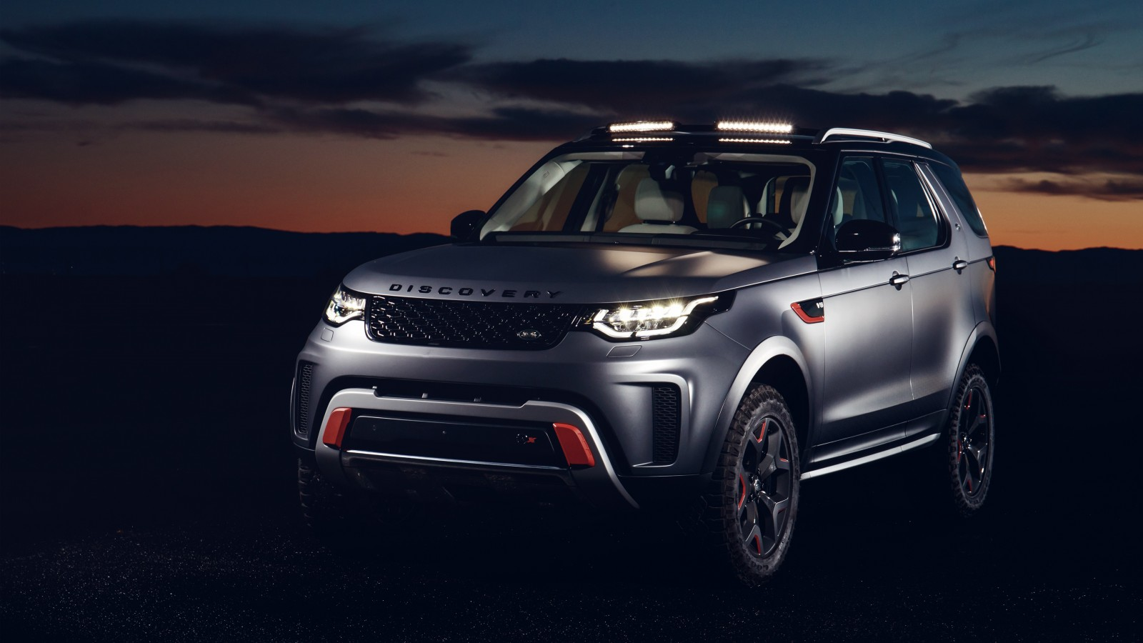 James Bond Iphone Wallpaper 2018 Land Rover Discovery Svx 4k Wallpapers Hd