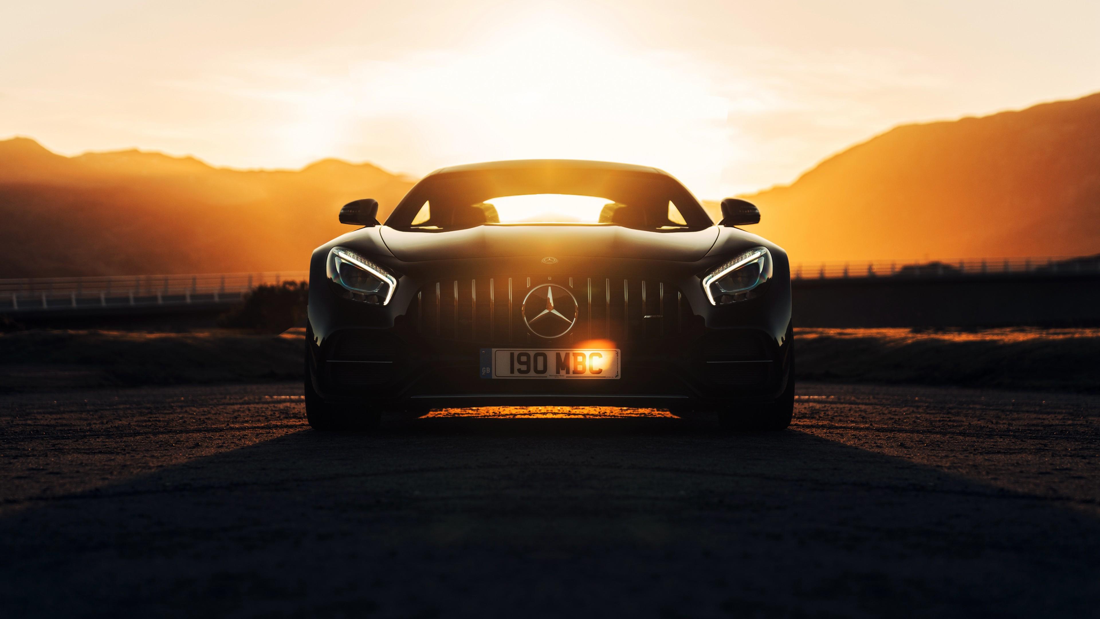 Luxury 3d Wallpaper 2018 Mercedes Amg Gt C 4k Wallpapers Hd Wallpapers Id