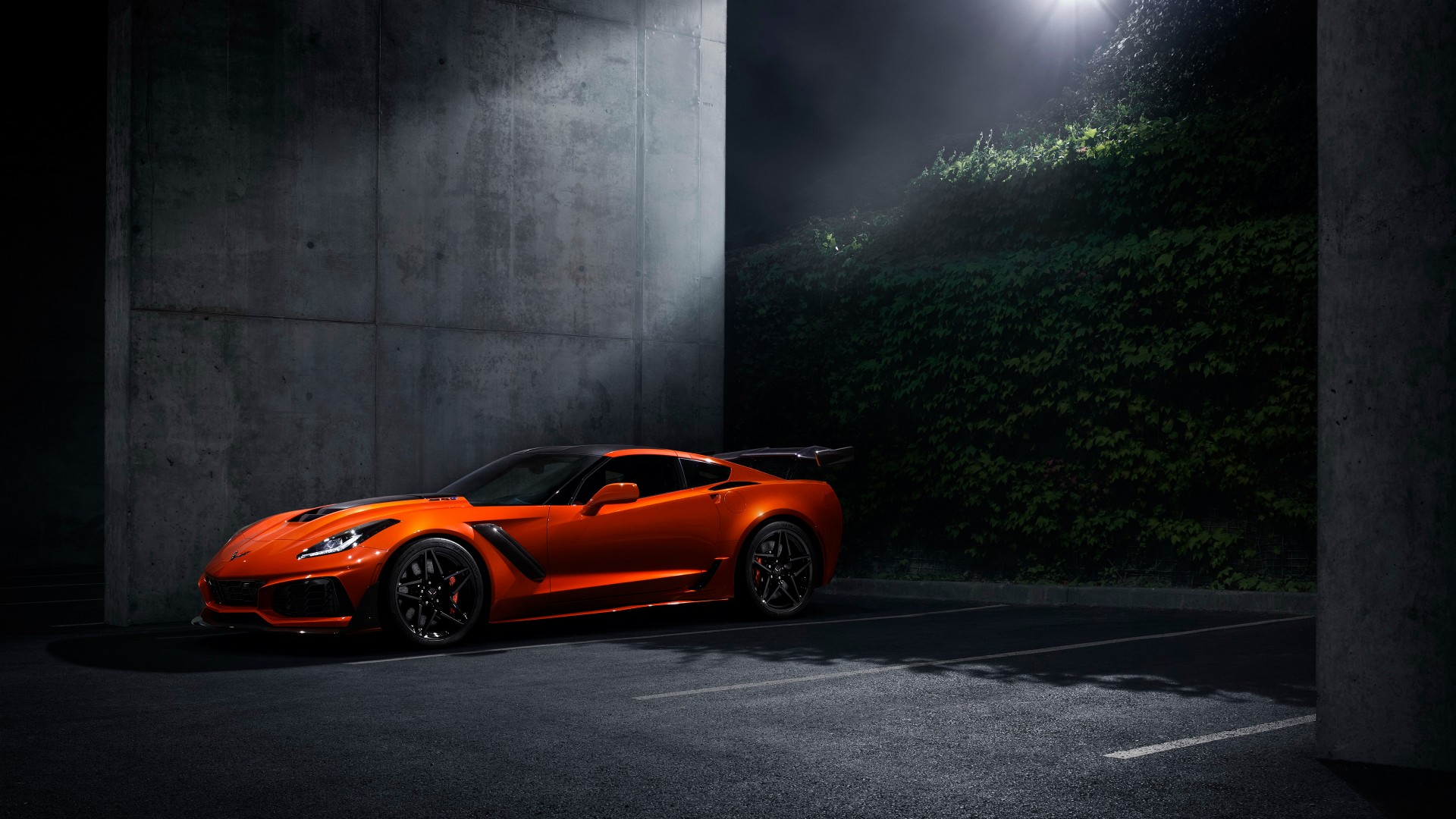 Anime Wallpaper For Ipad 2019 Chevrolet Corvette Zr1 4k Wallpapers Hd Wallpapers