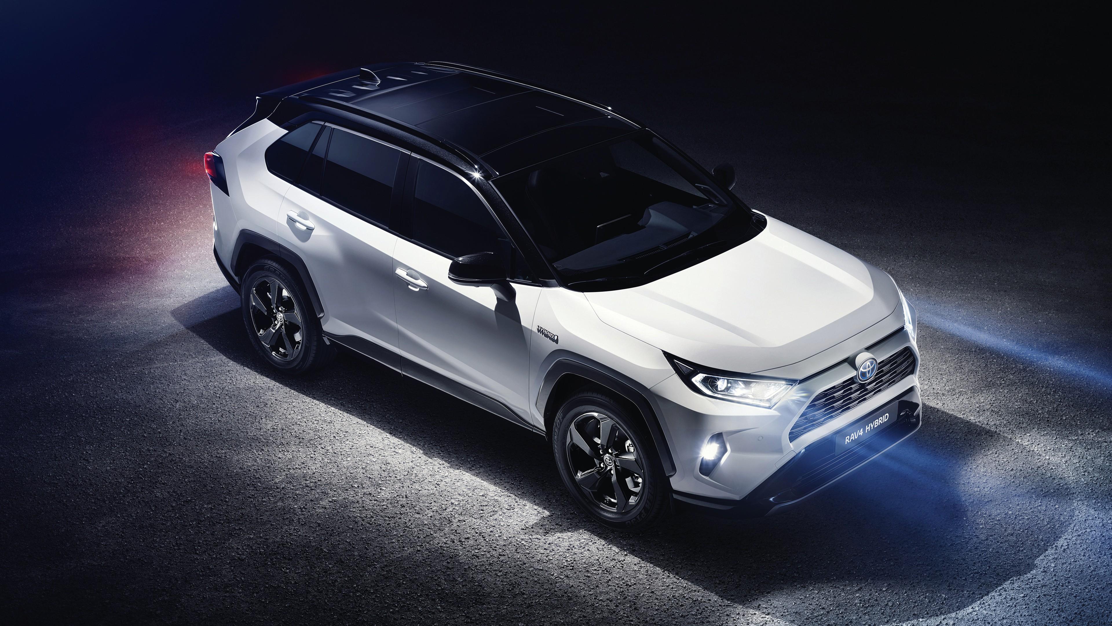 Toyota Camry Hd Wallpapers 2019 Toyota Rav4 Hybrid 4k Wallpapers Hd Wallpapers Id