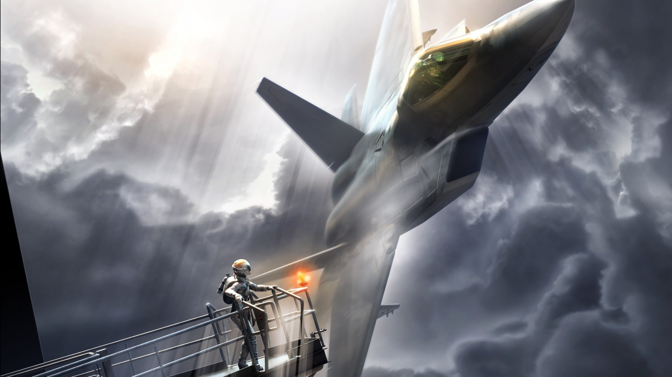 Hd Wallpapers For Windows 7 Download Ace Combat 7 Skies Unknown 5k Wallpapers Hd Wallpapers