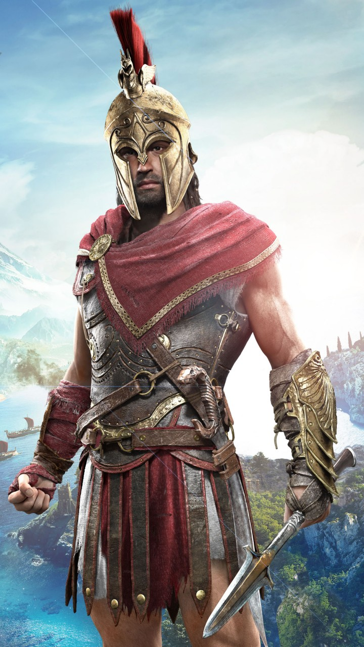 Hd Wallpapers Assassins Creed Alexios In Assassin S Creed Odyssey 4k Wallpapers Hd