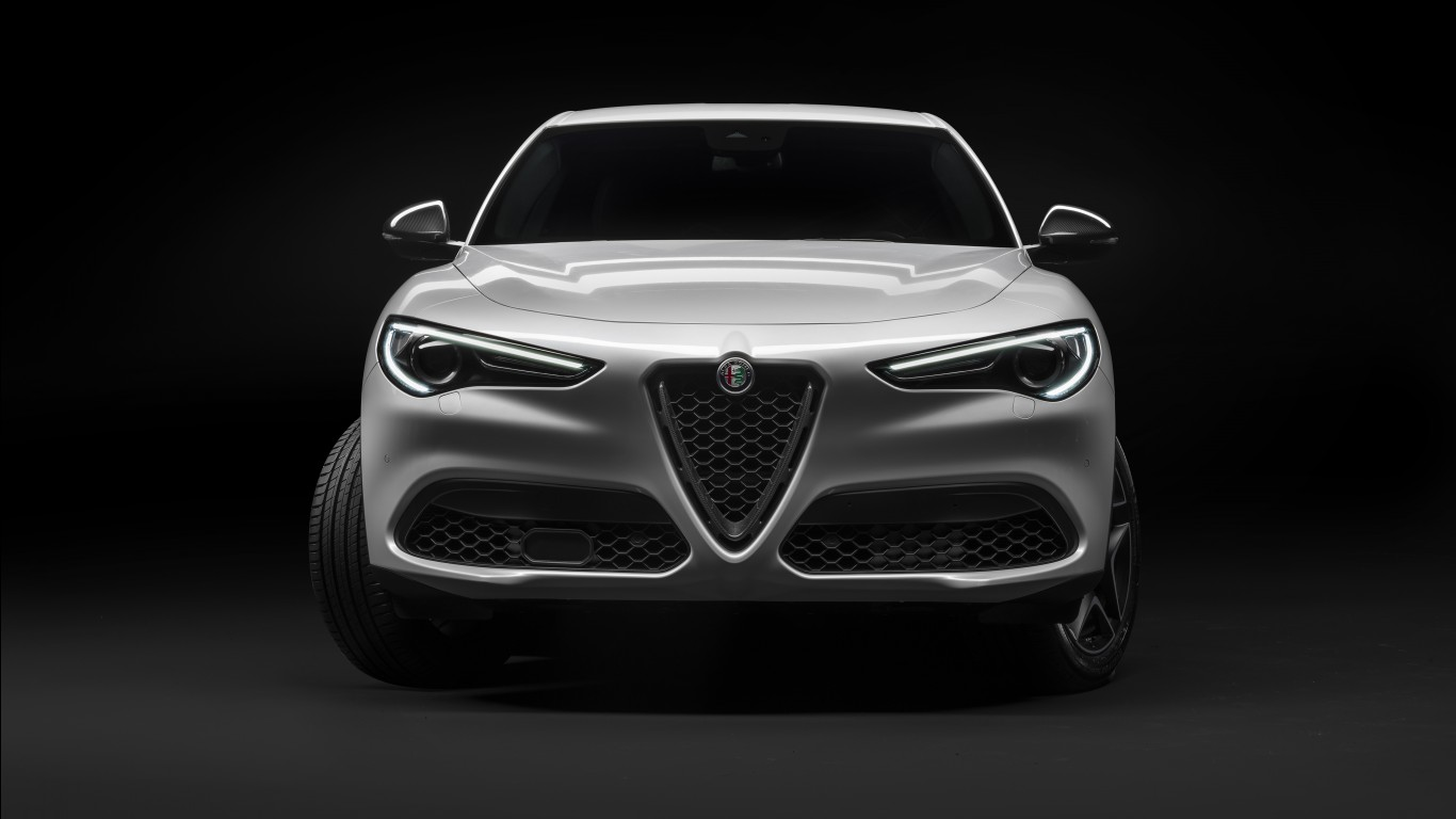 Cute Wallpapers Images Download Alfa Romeo Stelvio Ti 2019 5k Wallpapers Hd Wallpapers