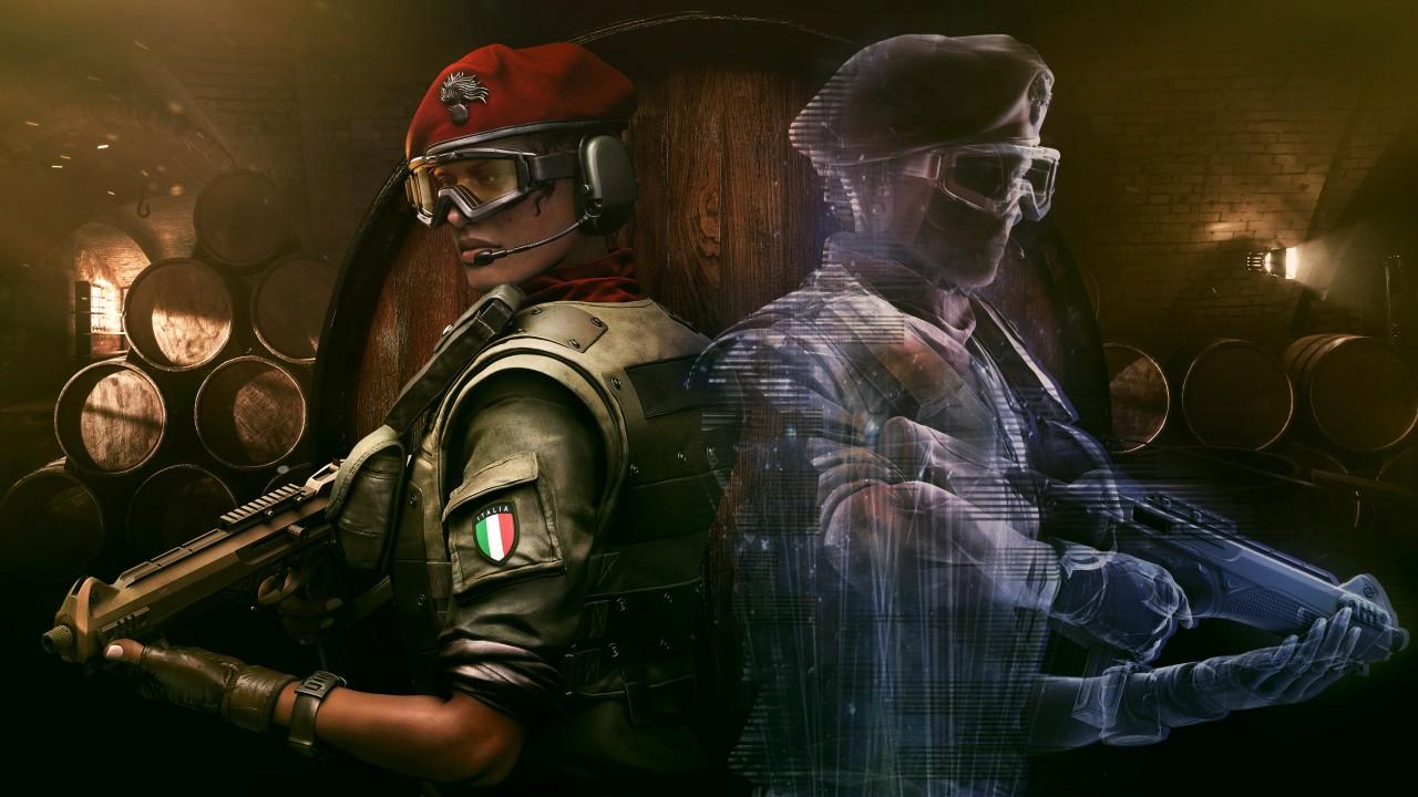 Black Ops Wallpaper Hd Alibi In Tom Clancys Rainbow Six Siege 4k 8k Wallpapers