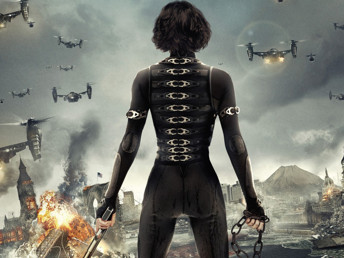 Wallpaper High Definition Cute Animals Alice In Resident Evil 5 Retribution Wallpapers Hd