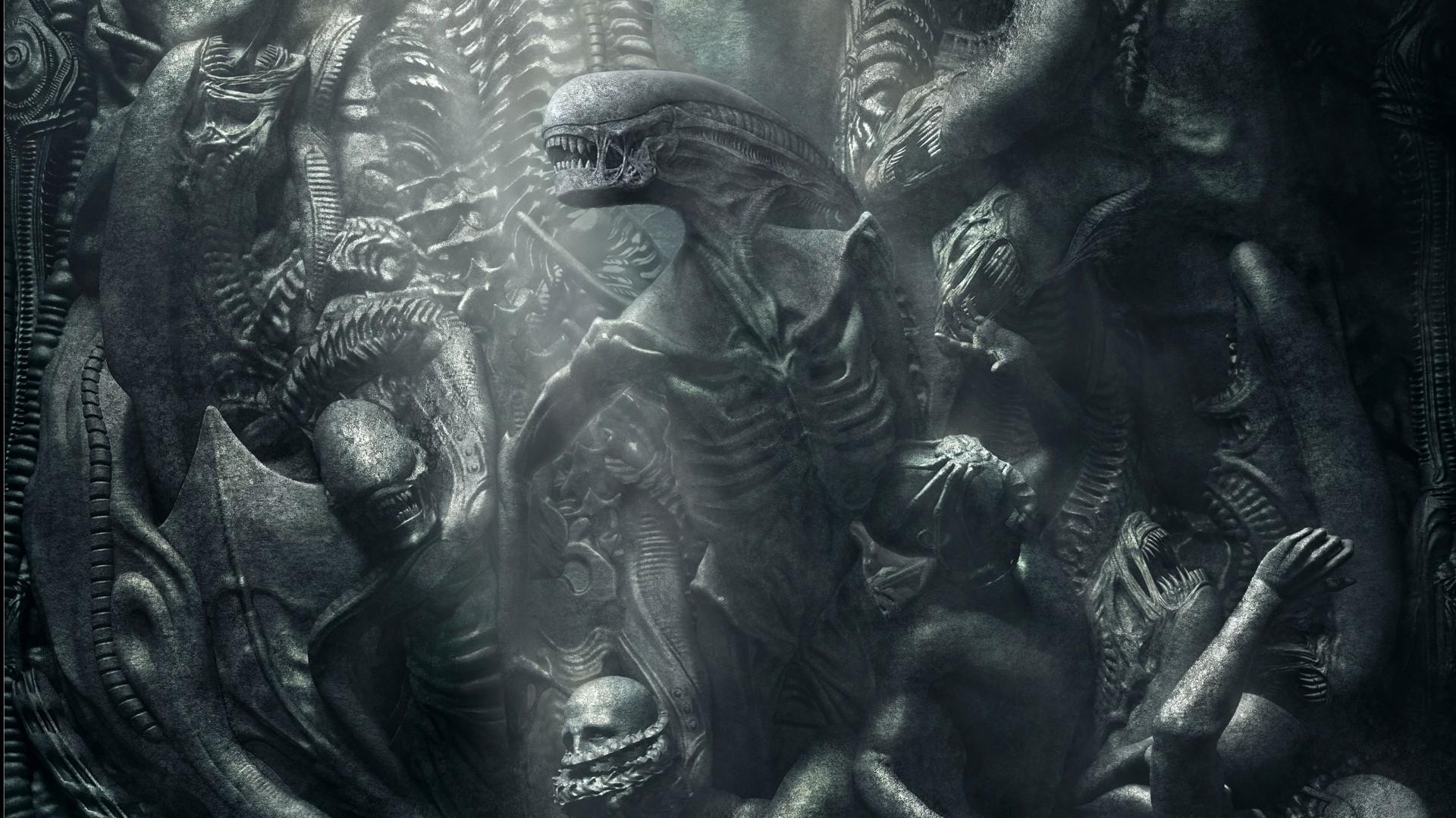 Cute Anime Alien Wallpapers Alien Covenant 2017 Movie Wallpapers Hd Wallpapers Id