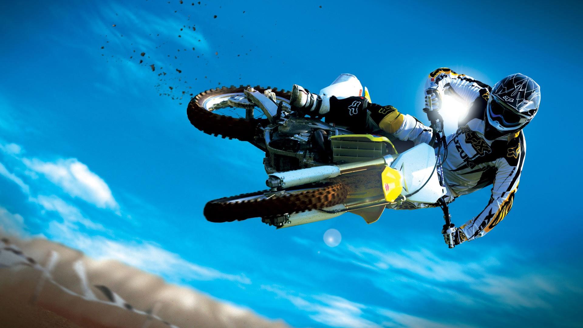 3d Cartoon Love Wallpaper Download Amazing Motocross Bike Stunt Wallpapers Hd Wallpapers