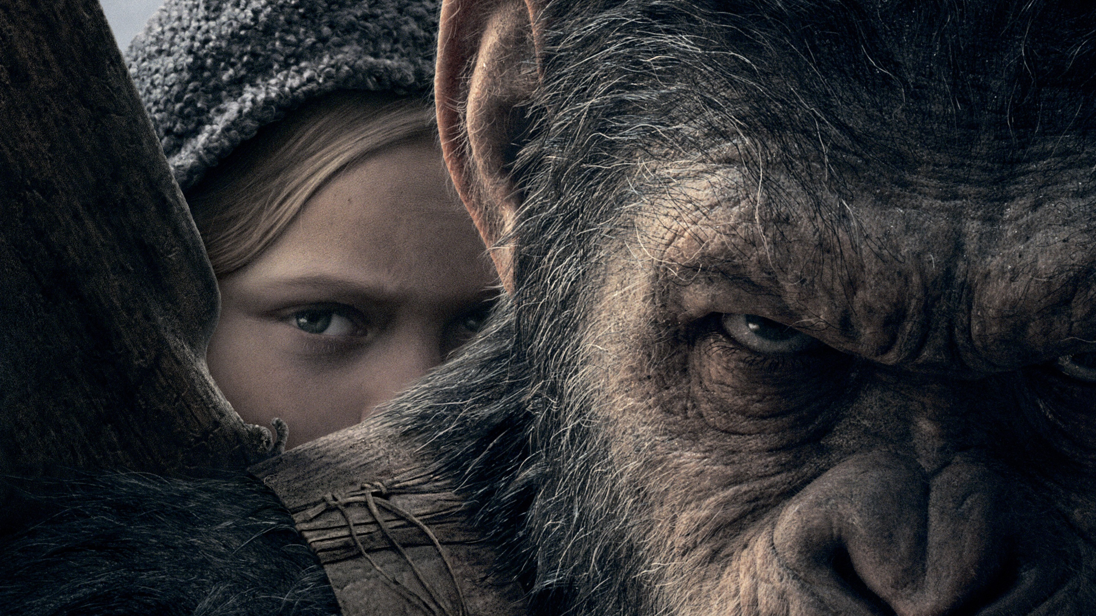 Roxy Wallpaper Iphone Amiah Miller War For The Planet Of The Apes 4k Wallpapers