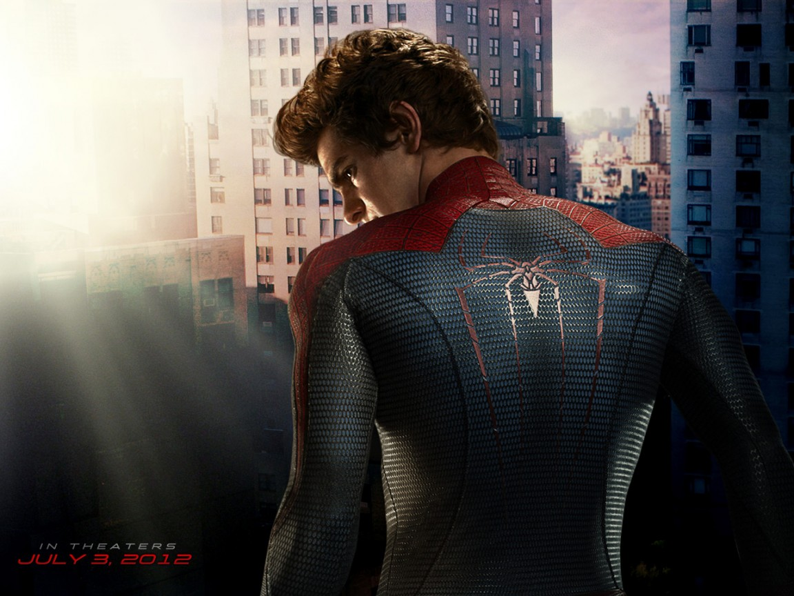 Wallpaper Spiderman 3d Andrew Garfield As Spider Man Wallpapers Hd Wallpapers