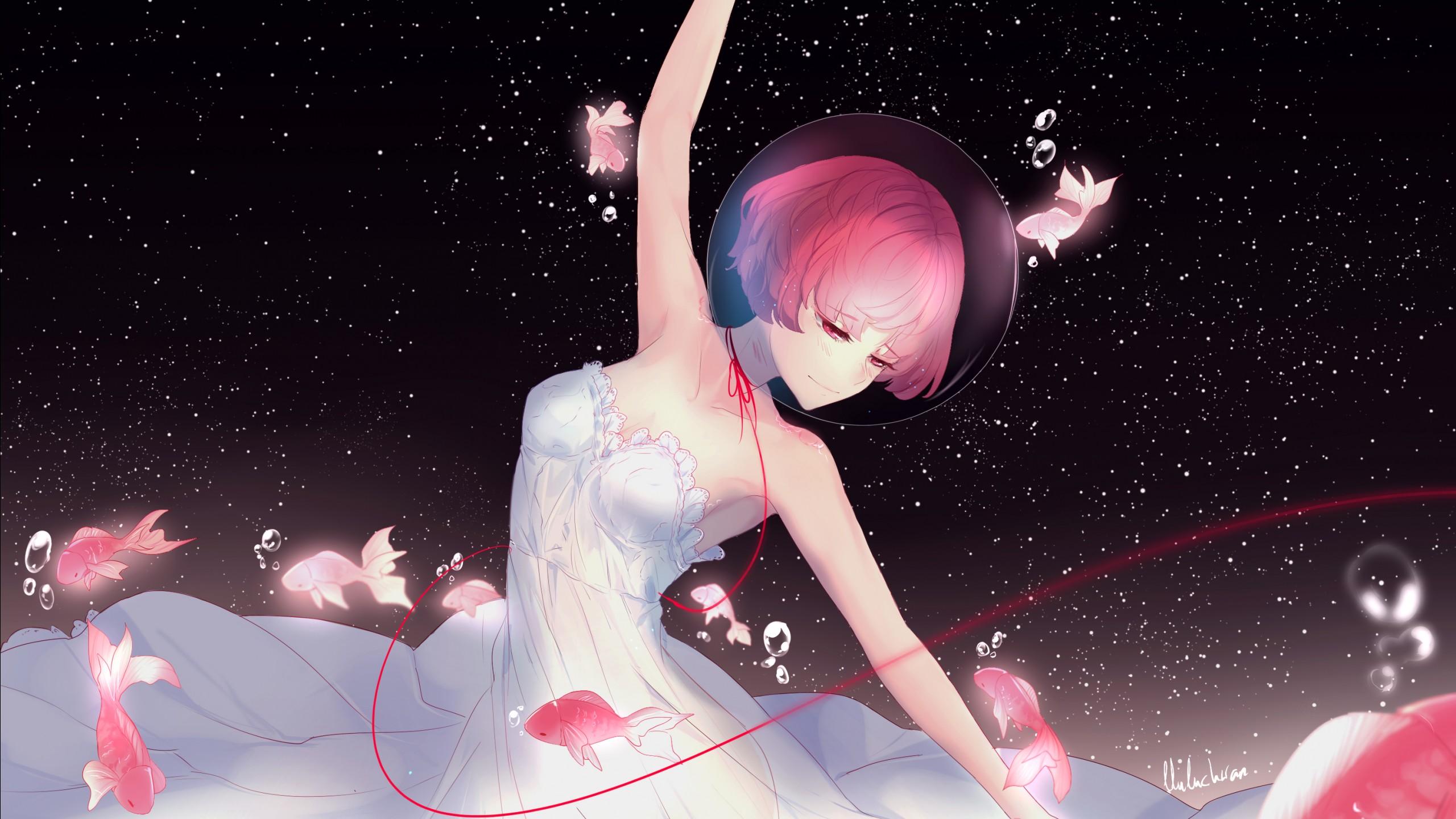 3d Dance Wallpaper Anime Girl Night Dance Wallpapers Hd Wallpapers Id 25507