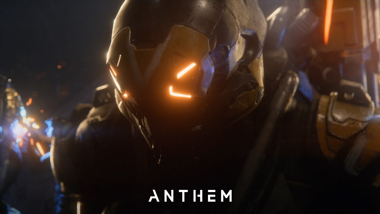 3d Wallpaper Iphone X Anthem Gameplay E3 2017 Wallpapers Hd Wallpapers Id 20821