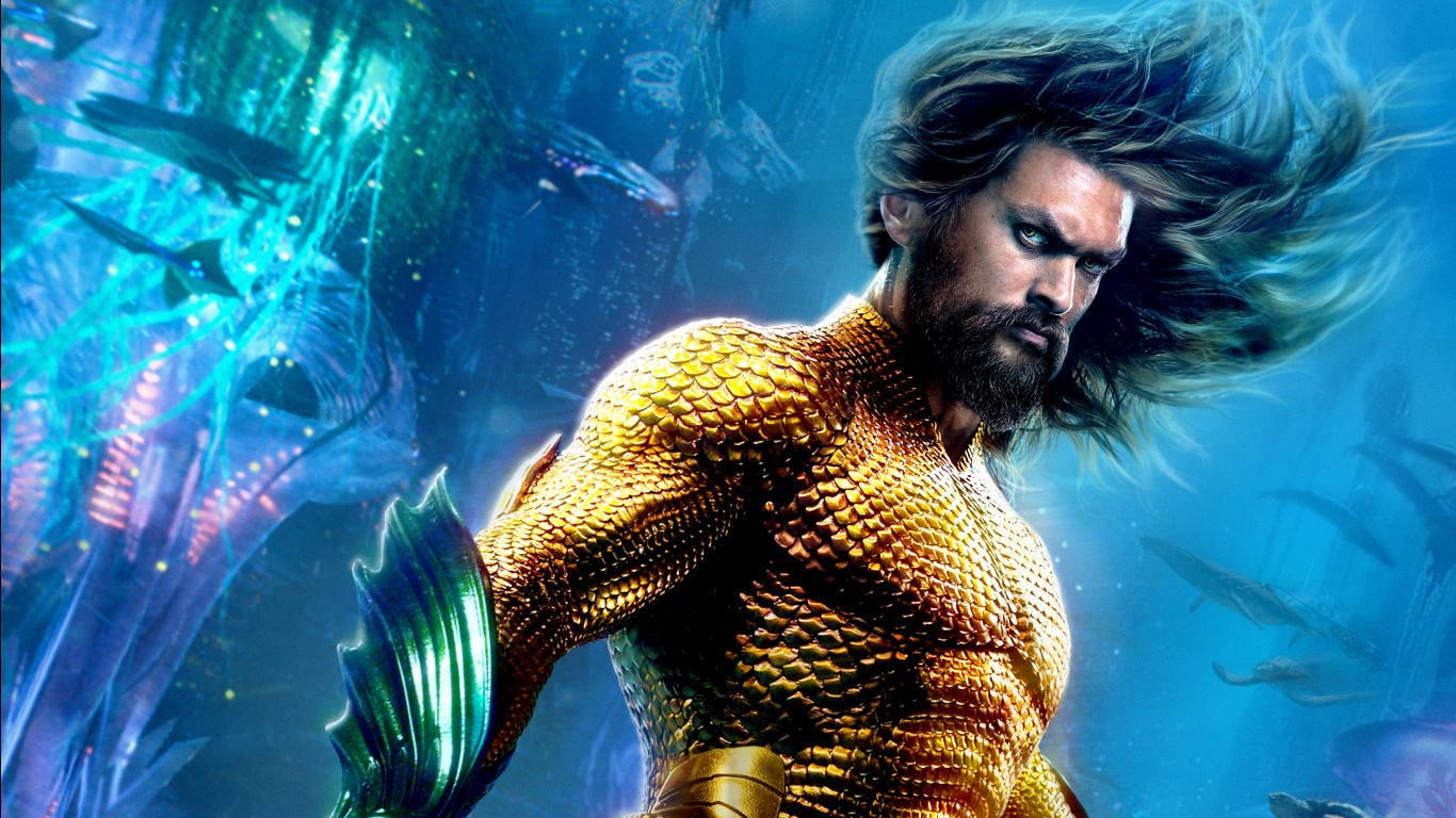 Happy Birthday Hd 3d Wallpaper Aquaman 2019 Wallpapers Hd Wallpapers Id 26572