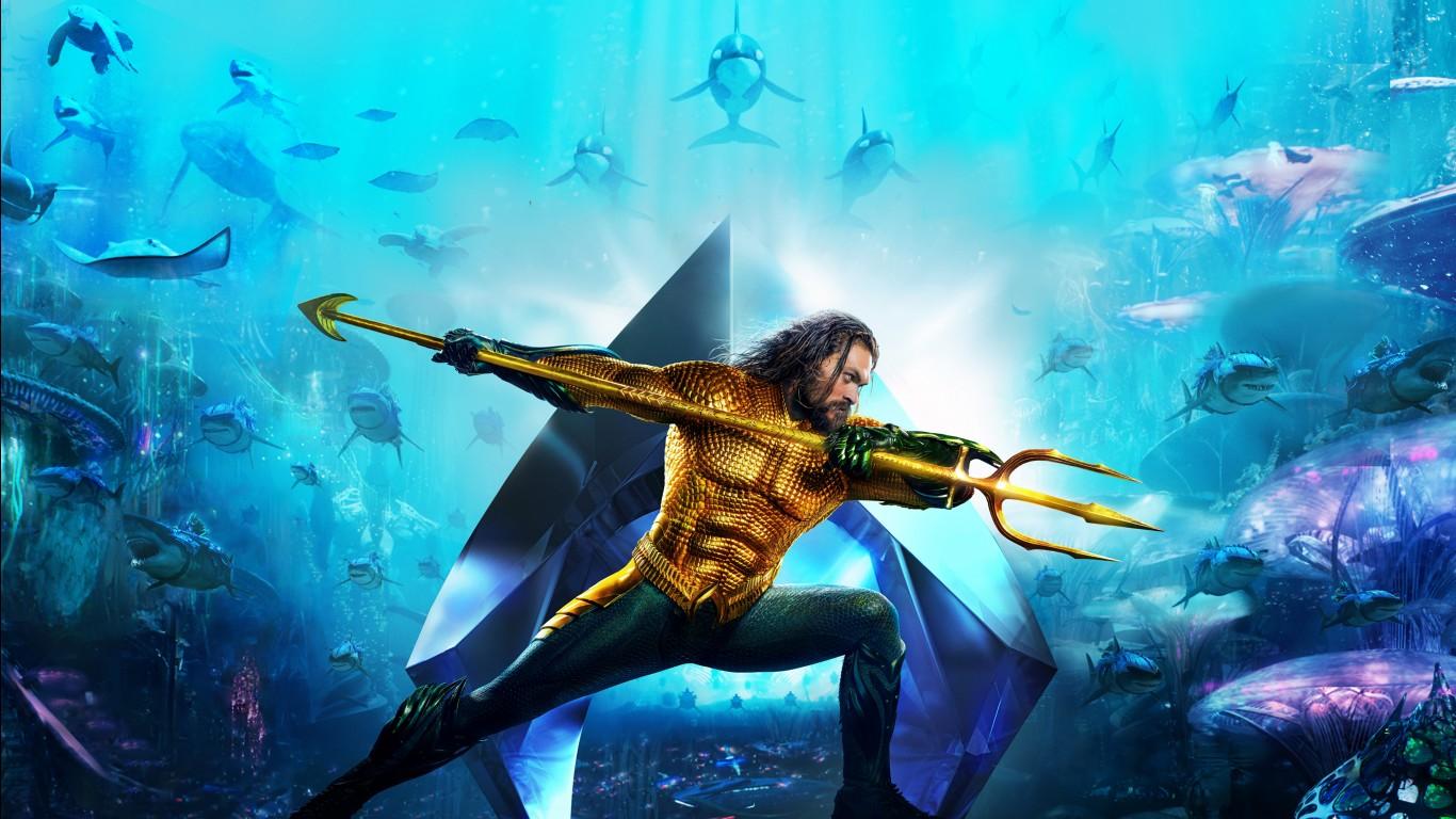 Full Hd 3d Wallpapers 1080p Aquaman 4k Wallpapers Hd Wallpapers Id 26837