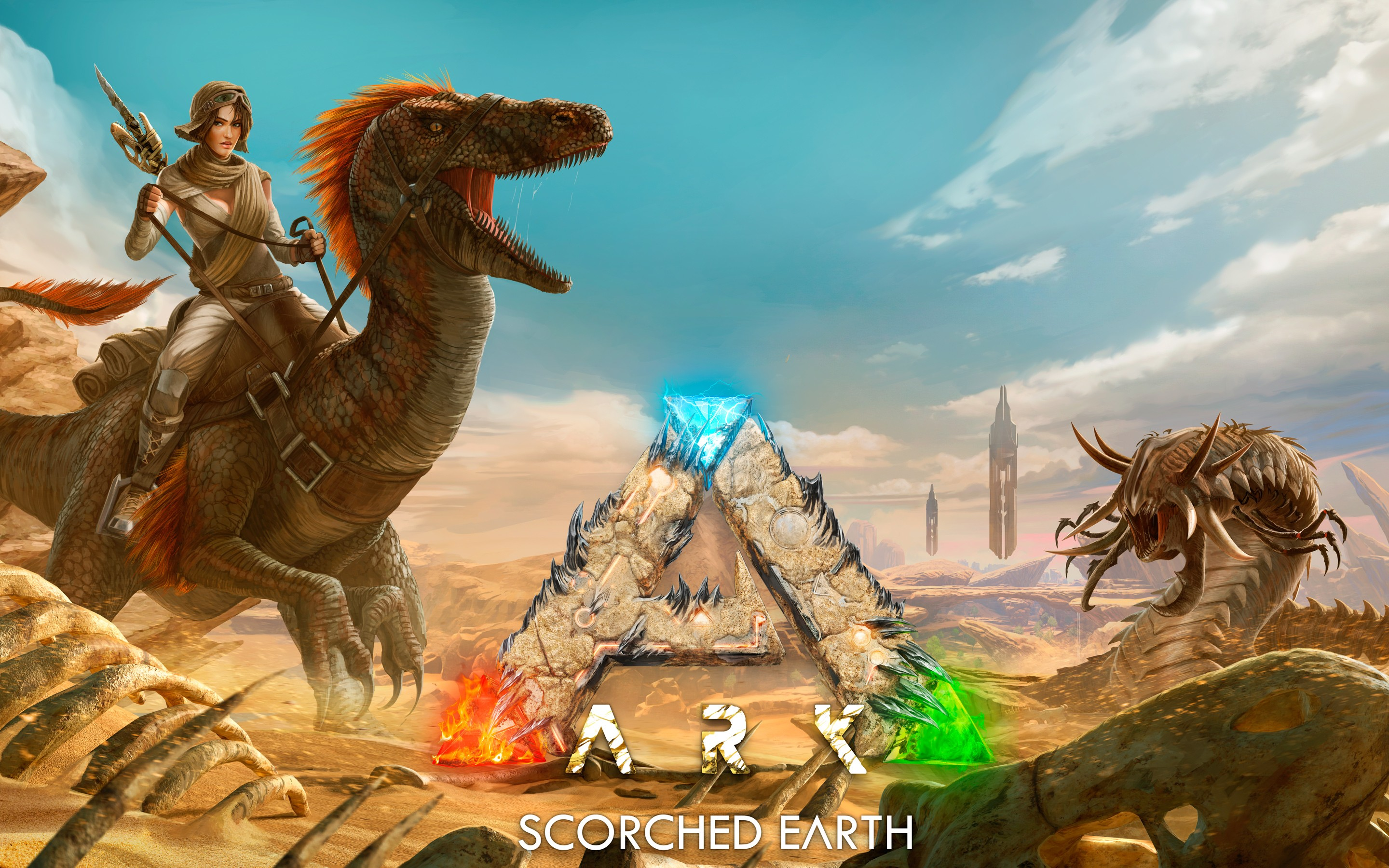 Latest Full Hd Wallpapers 1080p Ark Scorched Earth 4k 8k Wallpapers Hd Wallpapers Id