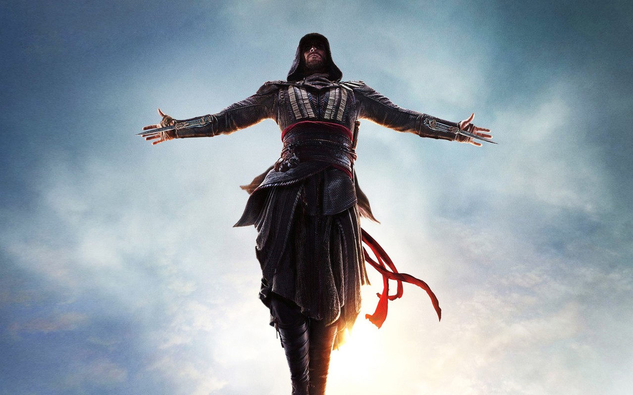 Kylo Ren Wallpaper Iphone X Assassins Creed Movie Wallpapers Hd Wallpapers Id 19734