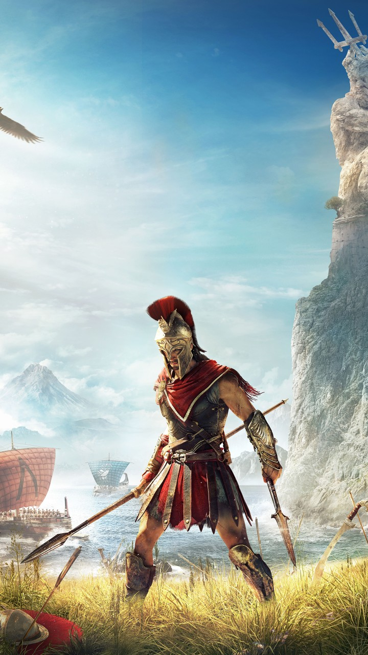 How To Download Wallpaper For Iphone 6 Assassin S Creed Odyssey 4k 8k Wallpapers Hd Wallpapers