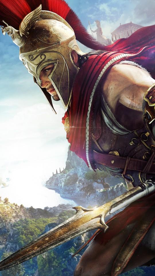 Ipad Hd Wallpaper  Assassins Creed Odyssey Alexios 4k Wallpapers Hd