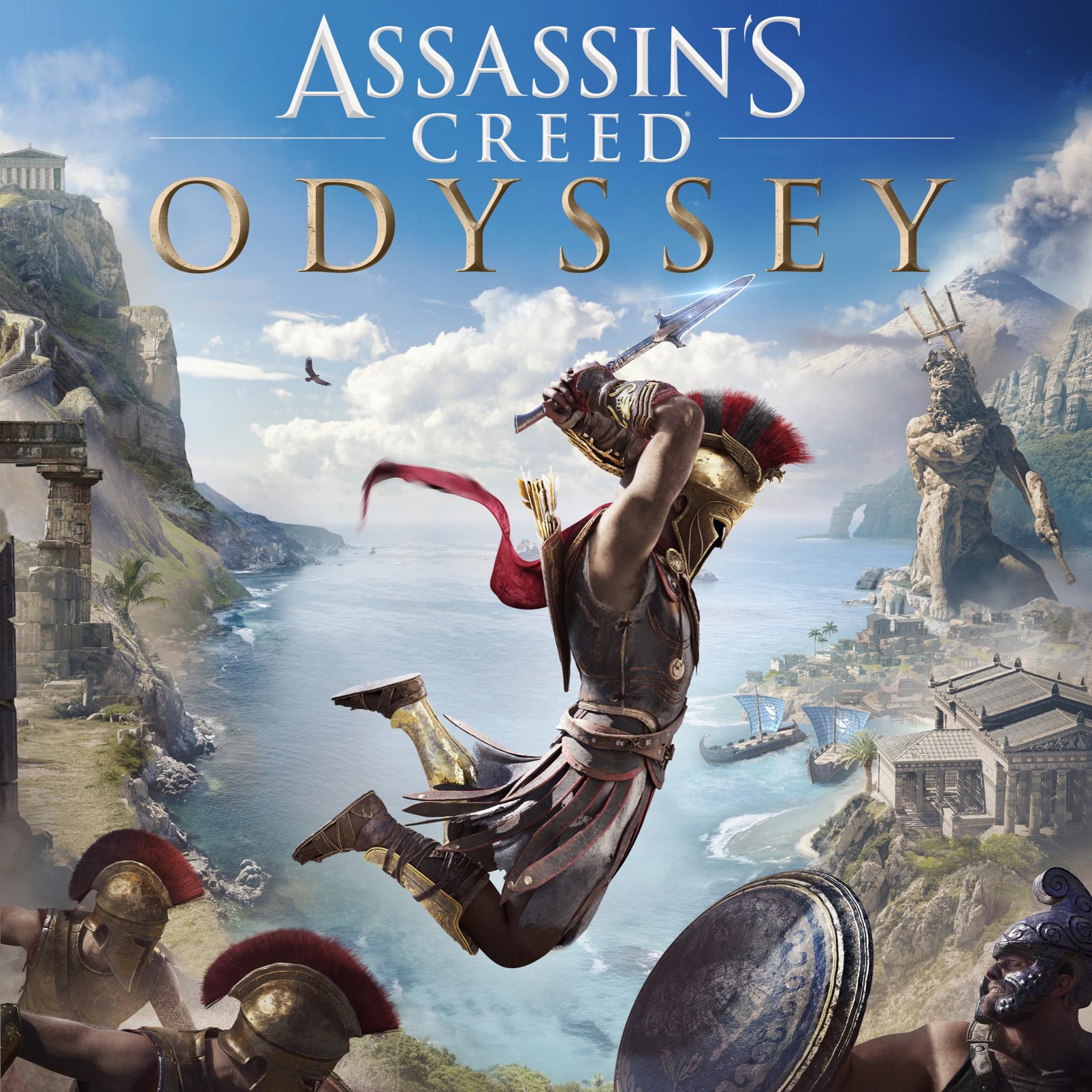 Ipad Hd Wallpaper  Assassin S Creed Odyssey E3 2018 Wallpapers Hd