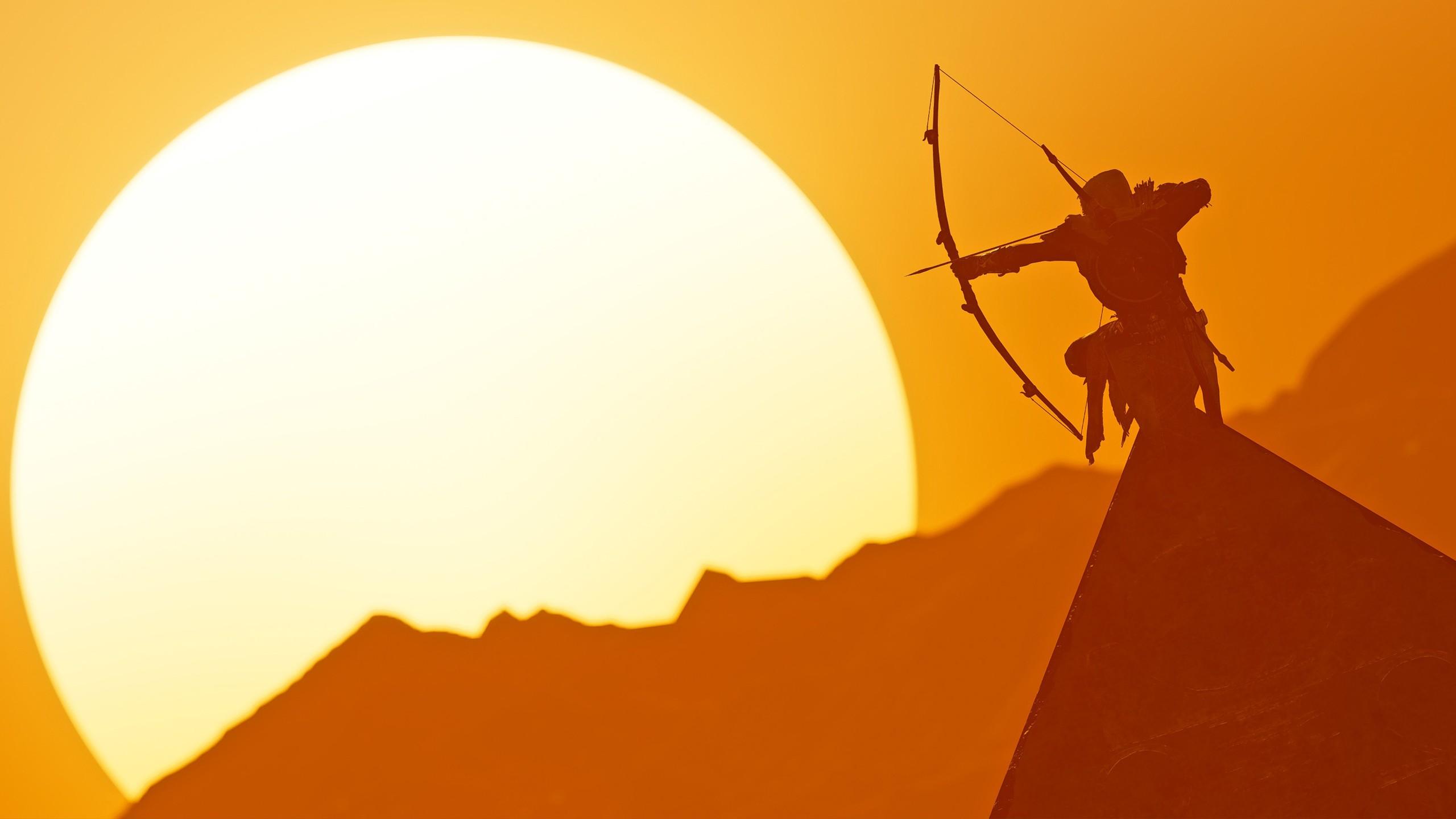 Battlefield 3 Iphone Wallpaper Assassins Creed Origins Bayek Of Siwa Wallpapers Hd