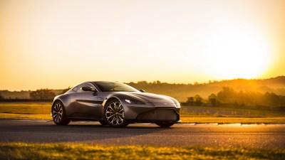 Aston Martin Vantage 4K 2018 Wallpapers | HD Wallpapers | ID #22312