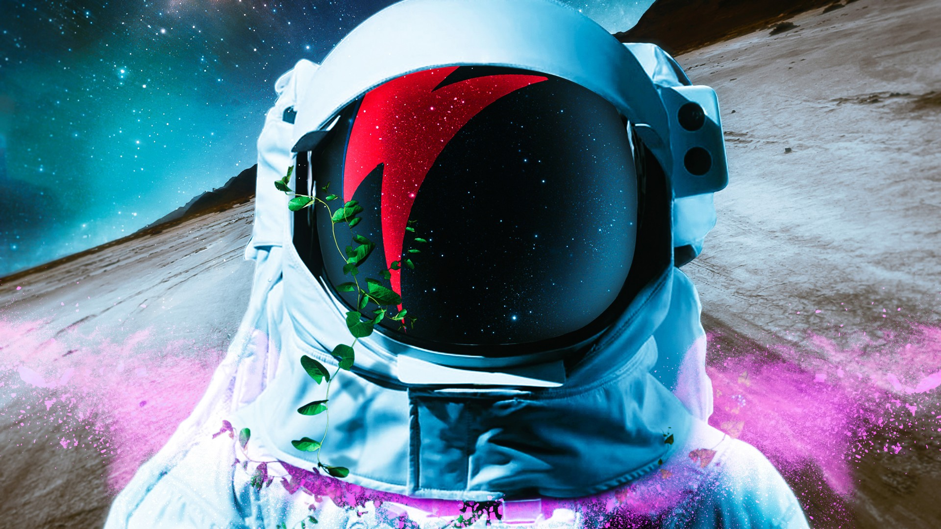 Iphone 5 Hd Wallpaper Abstract Astronaut 5k Wallpapers Hd Wallpapers Id 22844