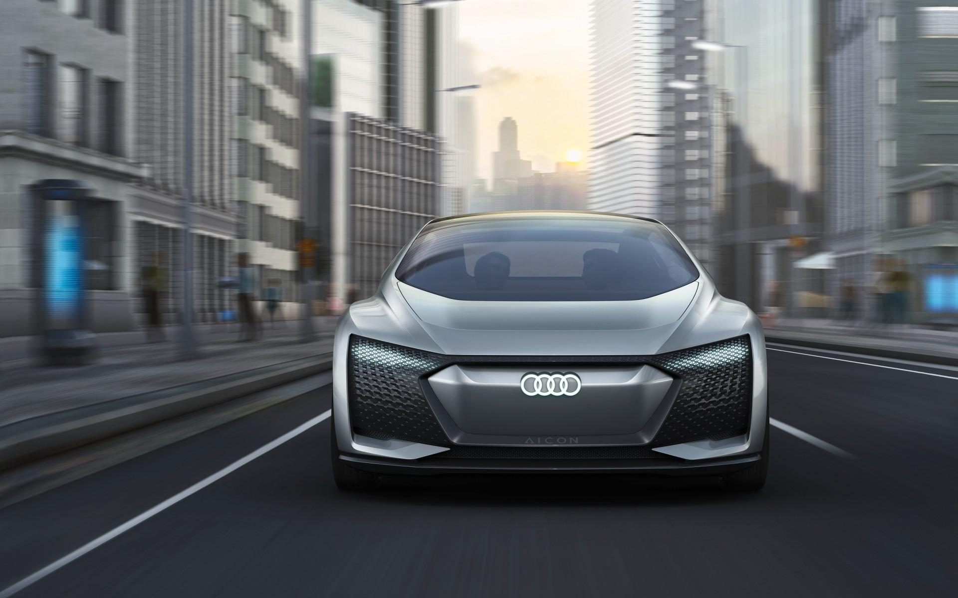 Audi R8 Wallpaper Iphone 6 Audi Aicon 2017 Frankfurt Motor Show 4k Wallpapers Hd