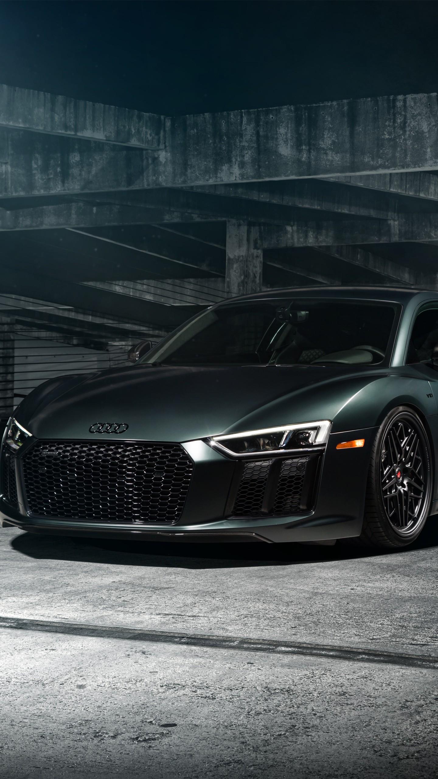 Audi Car Full Hd Wallpaper Download Audi R8 On Vossen Wheels Hd 5k Wallpapers Hd Wallpapers
