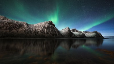Aurora Borealis Northern Lights Iceland Wallpapers | HD Wallpapers | ID #18354