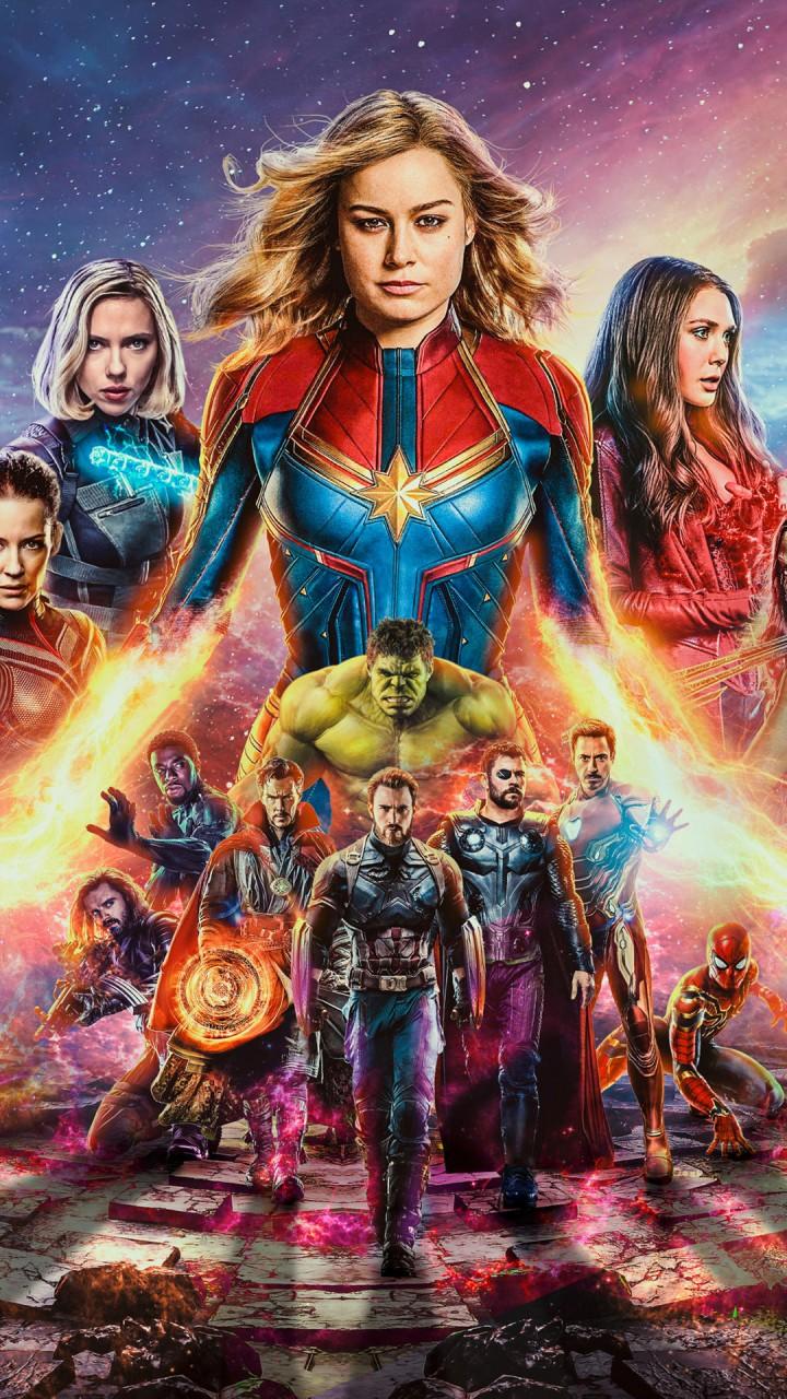 3d Wallpaper Iphone 6s Avengers 4 Endgame Fan Poster Wallpapers Hd Wallpapers
