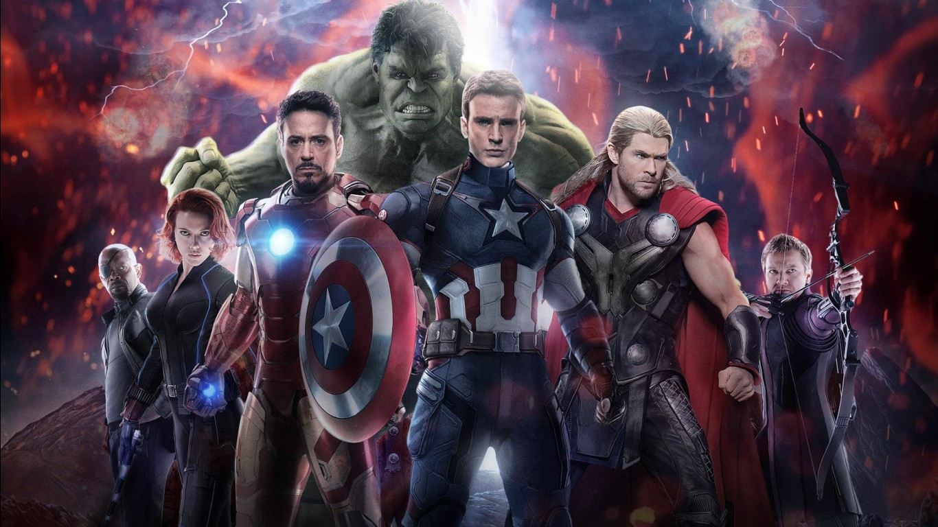 Hd Superhero Wallpapers For Pc Avengers Age Of Ultron 2015 Wallpapers Hd Wallpapers